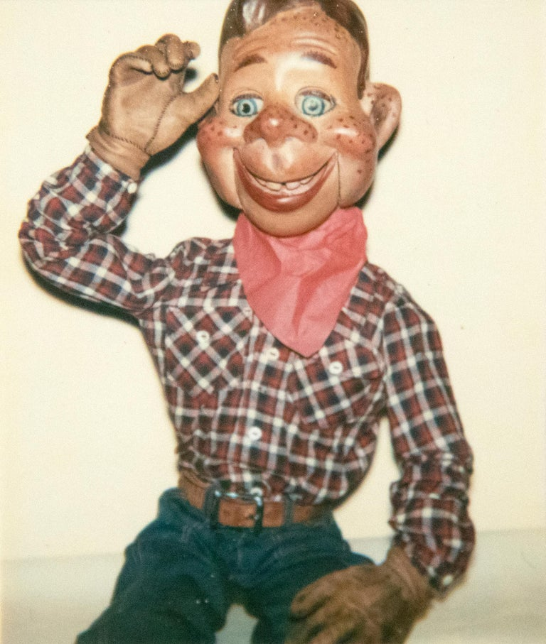 Andy Warhol Portrait Photograph - Howdy Doody