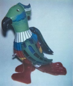 Japanese Toy Parrot