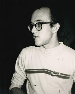 Keith Haring (alone)