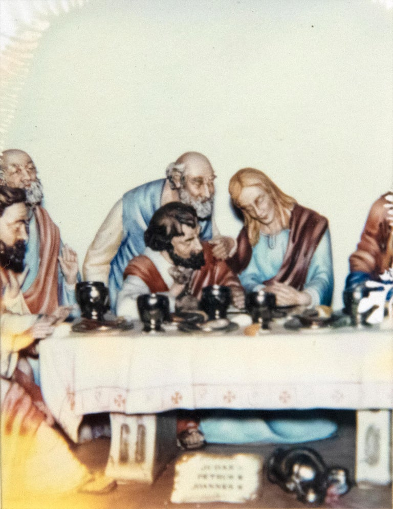 Andy Warhol Color Photograph - Last Supper