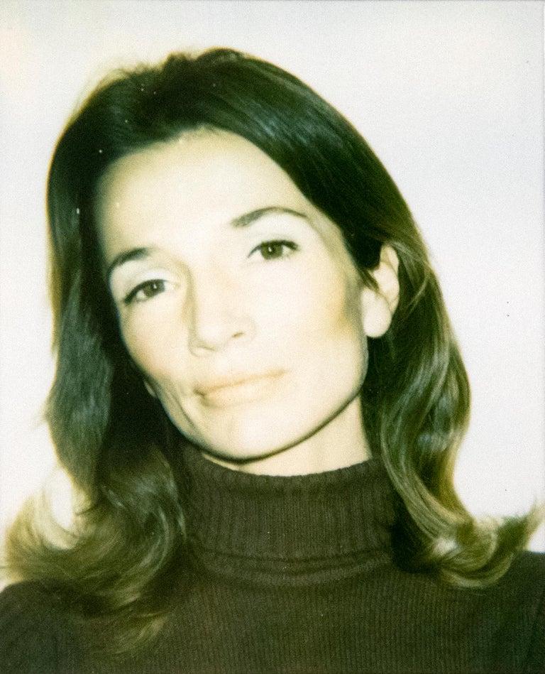 Lee Radziwill - Photograph by Andy Warhol