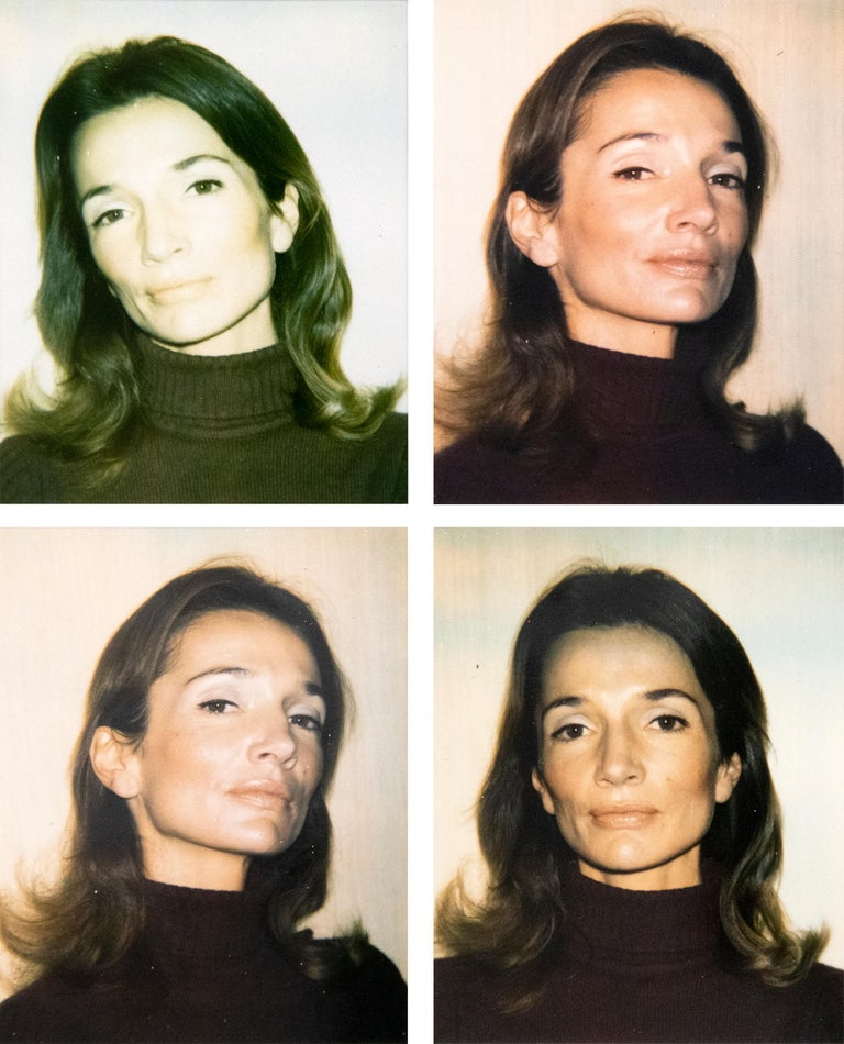 Andy Warhol Color Photograph - Lee Radziwill