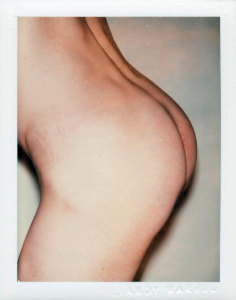 Andy Warhol Color Photograph - Nude Model