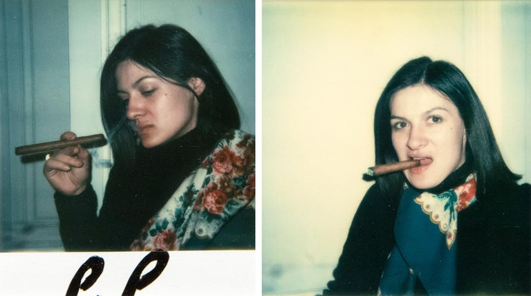 Andy Warhol Color Photograph - Paloma Picasso