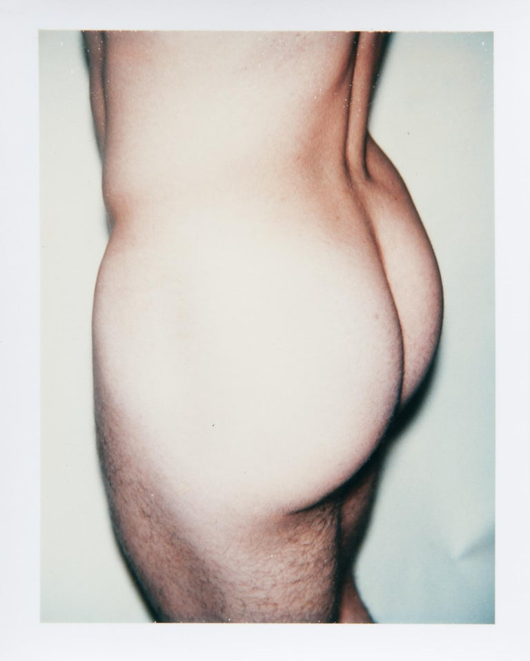 Andy Warhol Nude Photograph - Polaroid Photograph from the 'Sex Parts and Torsos' Series