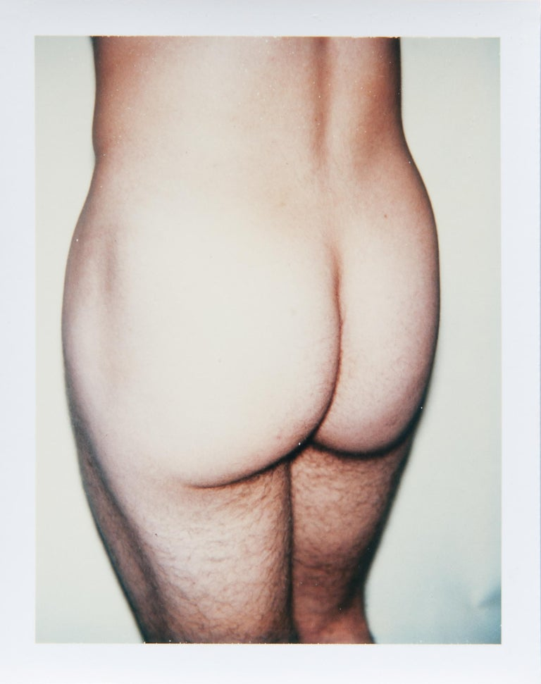 Andy Warhol Color Photograph - Polaroid Photograph from the 'Sex Parts and Torsos' Series