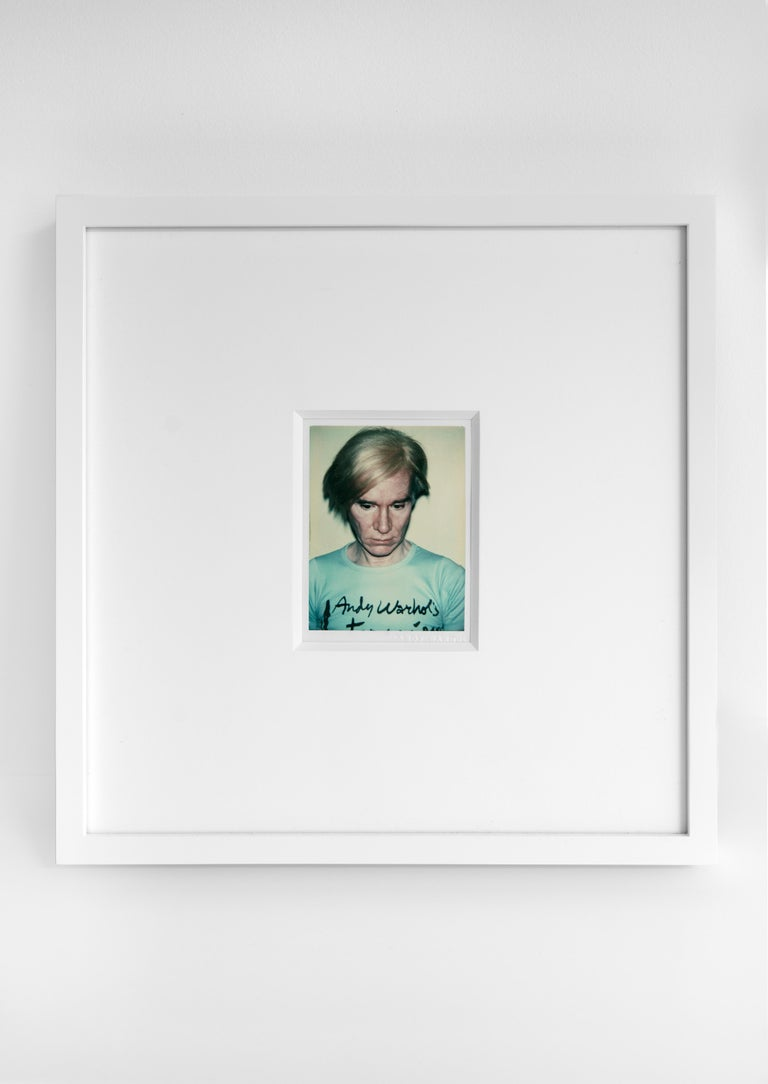 Andy Warhol Color Photograph - Self-Portrait