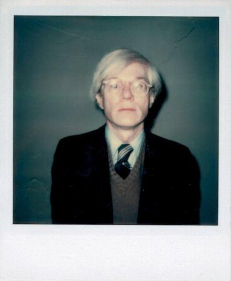 Andy Warhol Color Photograph - Self-Portrait