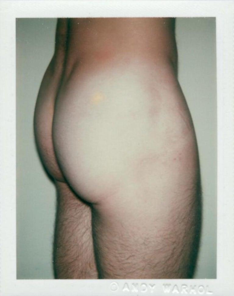 Andy Warhol Color Photograph - Torso