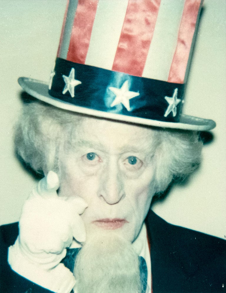 Uncle Sam - Photograph by Andy Warhol