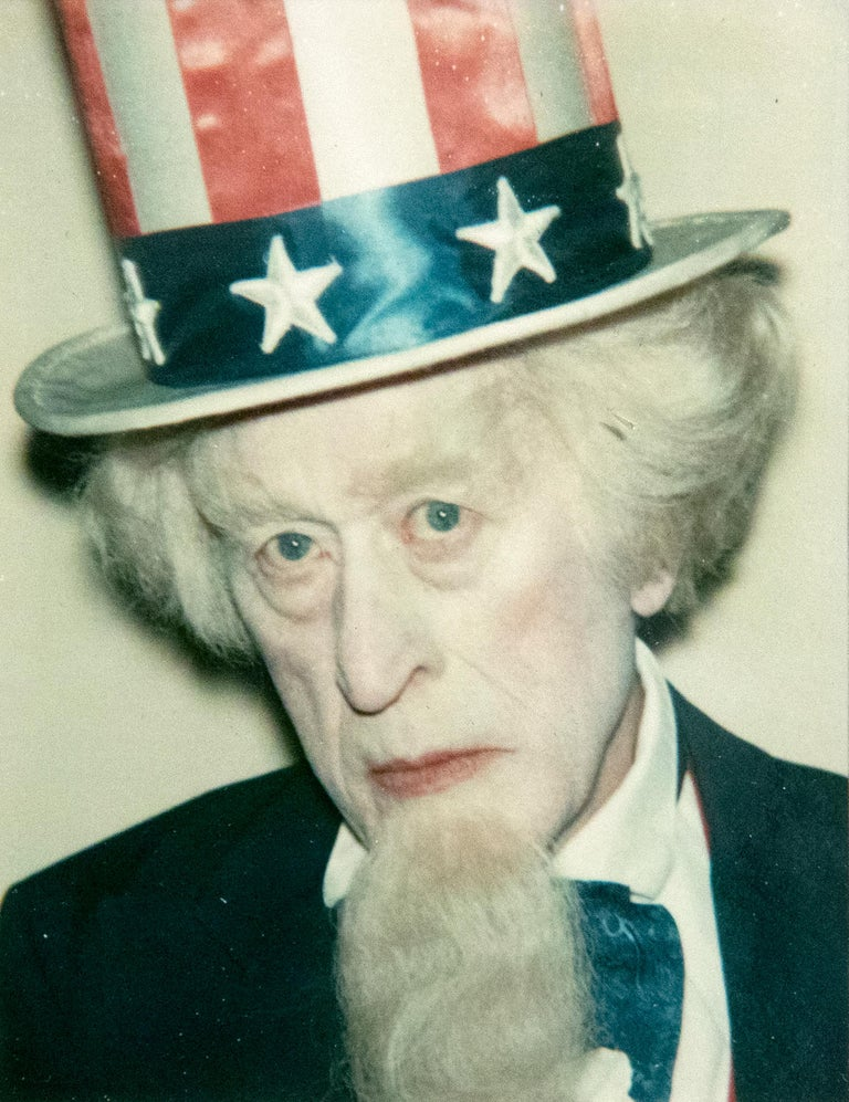 Andy Warhol Portrait Photograph - Uncle Sam
