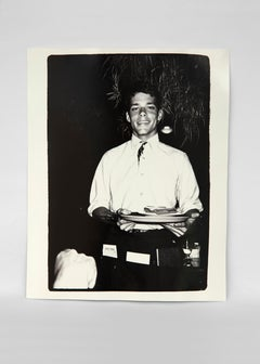Unidentified Waiter