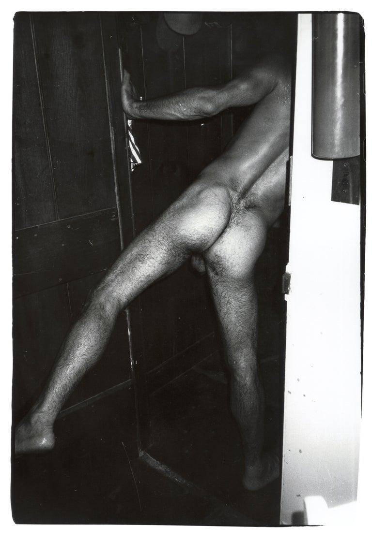 Andy Warhol Black and White Photograph - Victor Hugo