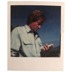 Andy Warhol Polaroid Photograph, Estate Authenticated