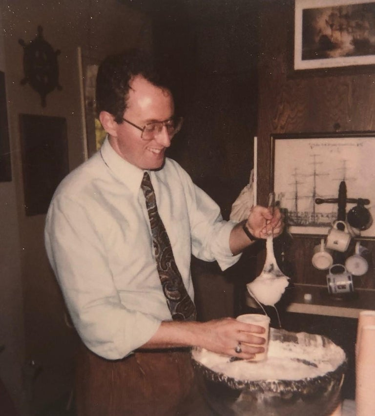 Mid-Century Modern Andy Warhol Polaroid Photograph For Sale