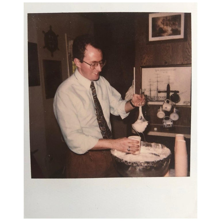Andy Warhol Polaroid Photograph For Sale