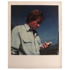 Andy Warhol Polaroid Photograph