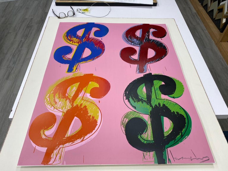 $ (4) F&S II.282 - Contemporary Print by Andy Warhol