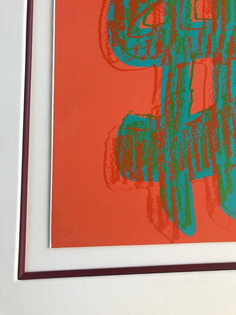 $ (Quadrant) F&S II.284 - Brown Figurative Print by Andy Warhol