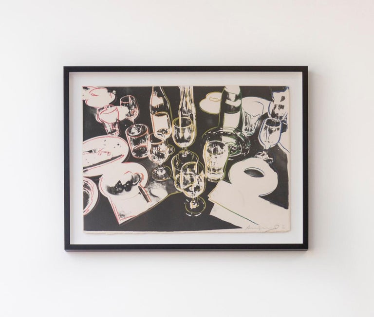 After The Party (FS II.183)  - Print by Andy Warhol