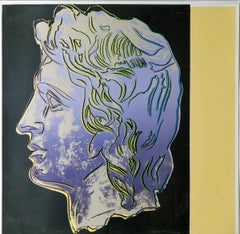 Alexander the Great Trial Proof (FS IIB.291) by Andy Warhol