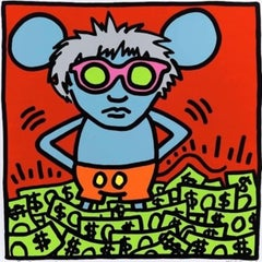 Andy Mouse (Dollar Bills)