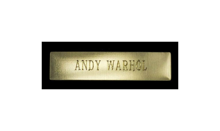 Andy Warhol Original & Authentic Signed Offset Lithograph, Custom Framed and listed with the Submit Best Offers option  Now Accepting Offers: The item up for sale is a very rare Andy Warhol Original Hand Signed Offset Lithograph featuring Cybill