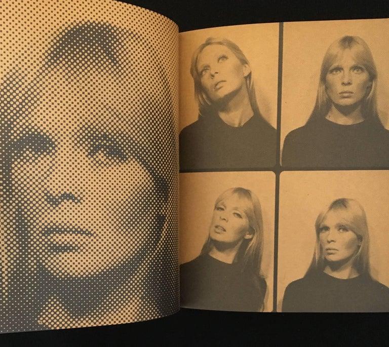 Andy Warhol cover art Warhol Film Culture 1967 (Warhol factory) - Mixed Media Art by Andy Warhol
