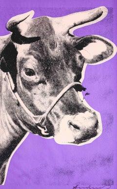 Andy Warhol 'Cow' Screenprint 1976