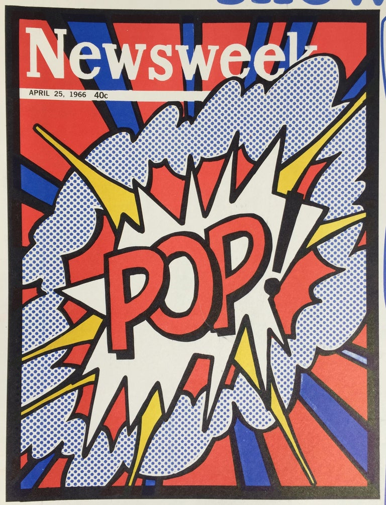 ANDY WARHOL - ICONIC 1966 POP CULTURE POSTER - event closed  by LA Police - Pop Art Print by (after) Andy Warhol