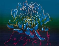 Andy Warhol, Kiku, portfolio of three screenprints, 1983