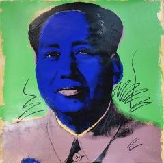 Andy Warhol, Mao ( II 90), Silkscreen, 1972