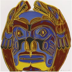 Andy Warhol – Northwest Coast Mask (F&S II.380)
