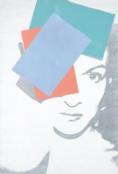 Andy Warhol 'Paloma Picasso' Screenprint 1975
