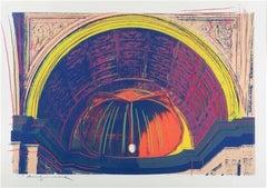 Andy Warhol 'Renaissance Paintings (Piero della Francesca) ' Screenprint 1984