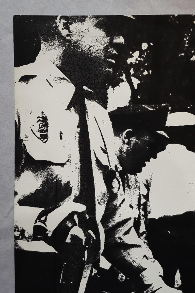 Birmingham Race Riot - Pop Art Print by Andy Warhol