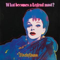 Blackglama (Judy Garland), Andy Warhol