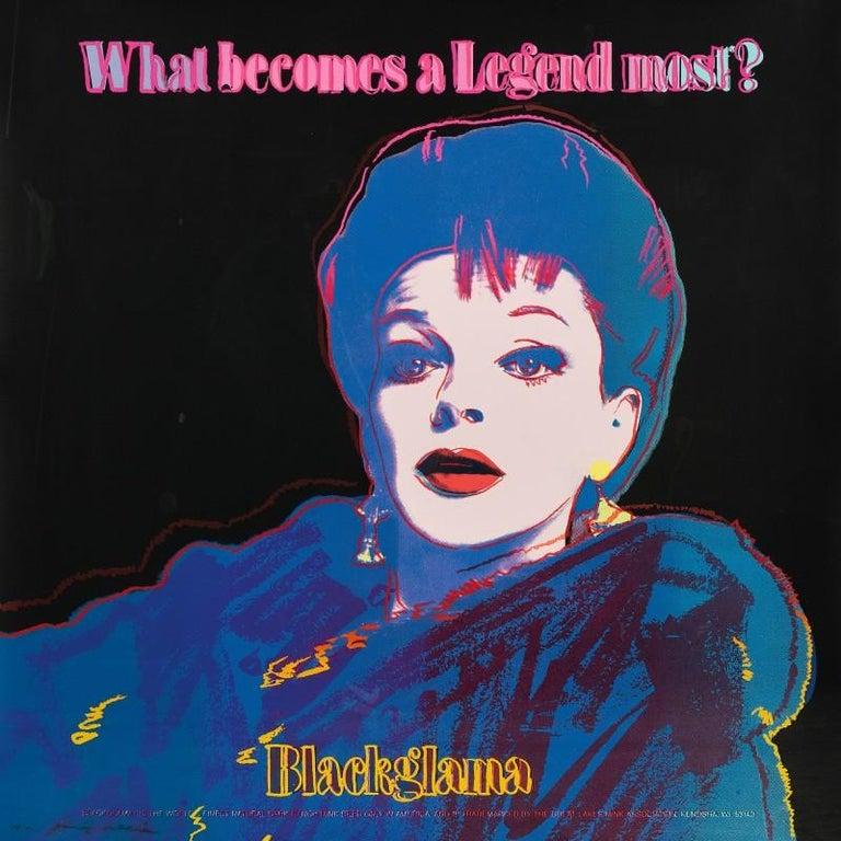 Blackglama (Judy Garland), Andy Warhol - Print by Andy Warhol