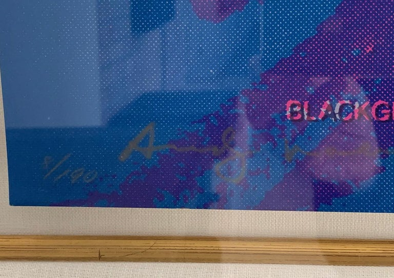 Blackglama (Judy Garland) - Print by Andy Warhol