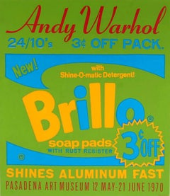 Brillo Soap Pads, Andy Warhol