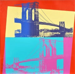 Brooklyn Bridge, Andy Warhol