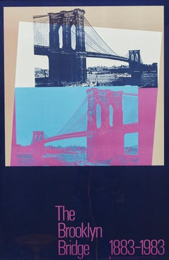 Brooklyn Bridge Centennial 1883 - 1983
