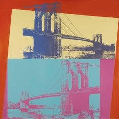Pop Art Landscape Prints