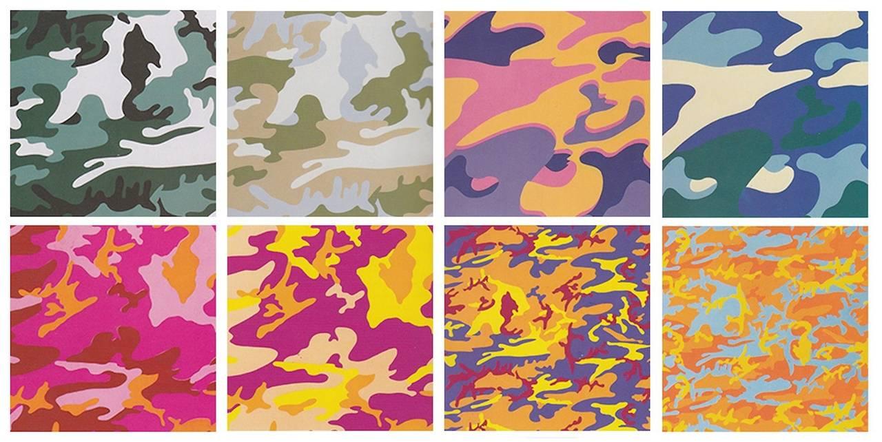 Camouflage, Complete Portfolio (FS II.406-FS II.413)