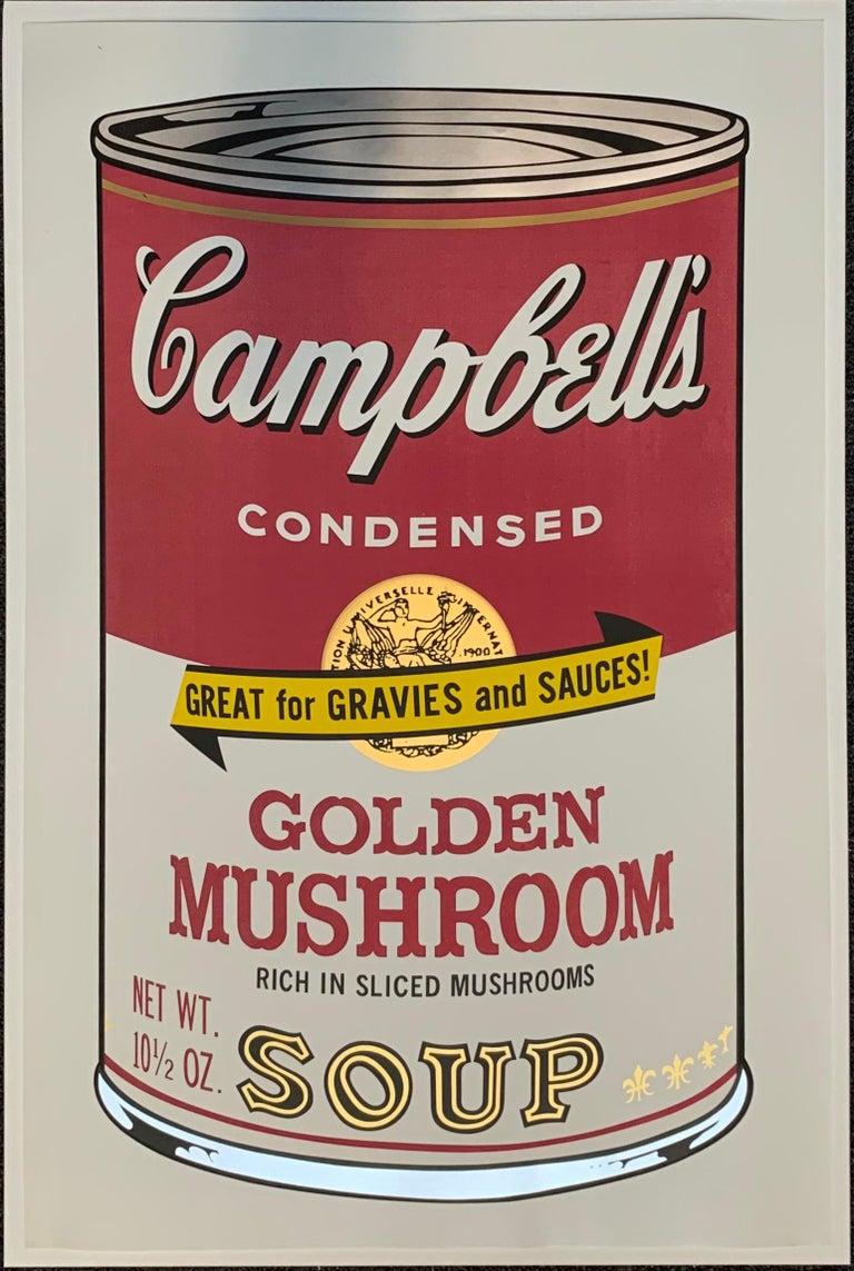 Campbell ́s Soup II (F. & S. II. 54-63 Ten screen prints), 1969 11