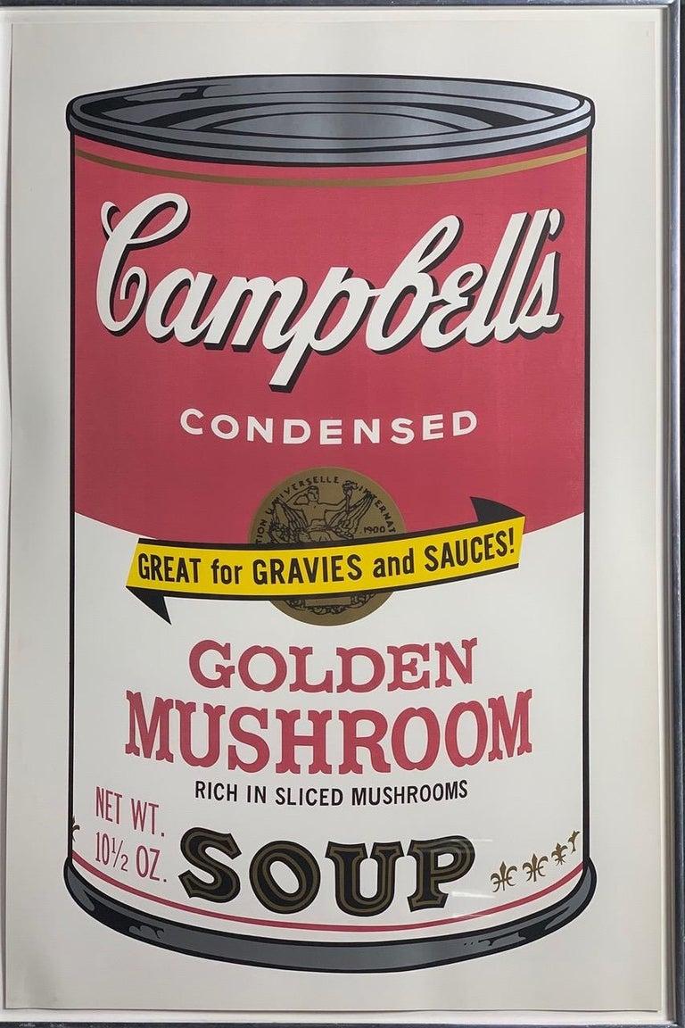 Campbell ́s Soup II (F. & S. II. 54-63 Ten screen prints), 1969 5