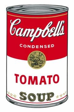 Campbell´s Tomato Soup (Warhol, Pop Art)