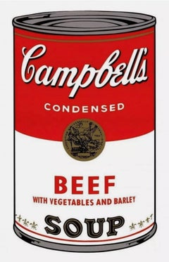 Campbell's Soup, Beef (Sunday B. Morning)
