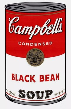 Campbell's Soup, Black Bean (Sunday B. Morning)