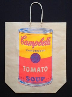 Campbell's Soup Can (Tomato Soup), Andy Warhol